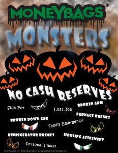MoneyBags Monsters
